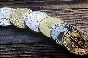 Bitcoins og andre mynter